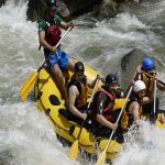 rafting in Bulgaria, on Struma River