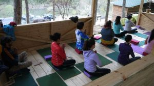 yoga classes at rafting base adventure net