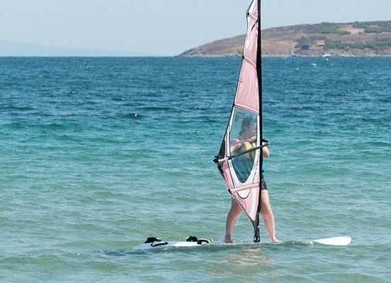summer surf school for kids