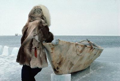 История на Каякинга - дървен каяк