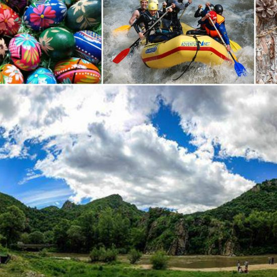 Easter adventurous program in Bulgaria