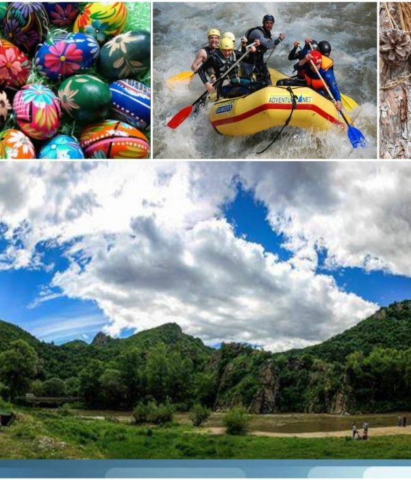 Easter adventurous program in Bulgaria