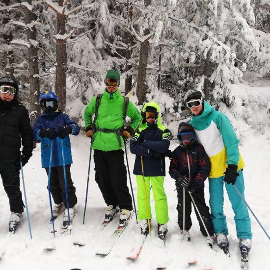 Ски и сноуборд училище от Adventure Net   Зимни услуги