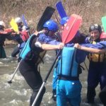 Rafting workshop