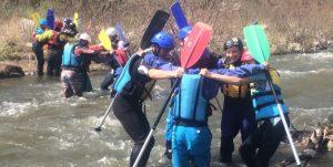 Rafting workshop