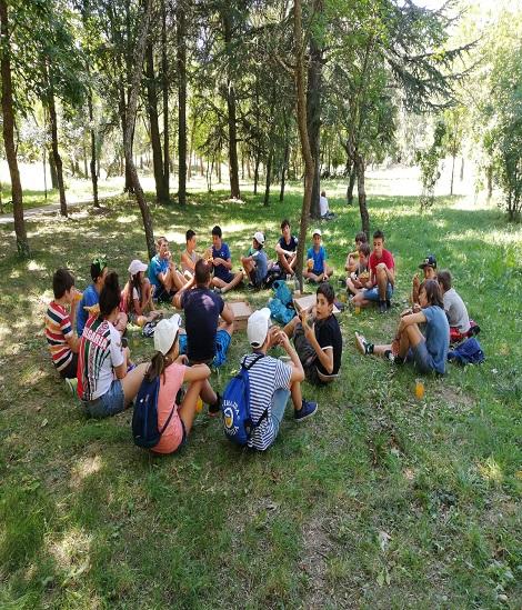 лагер рилски езера
