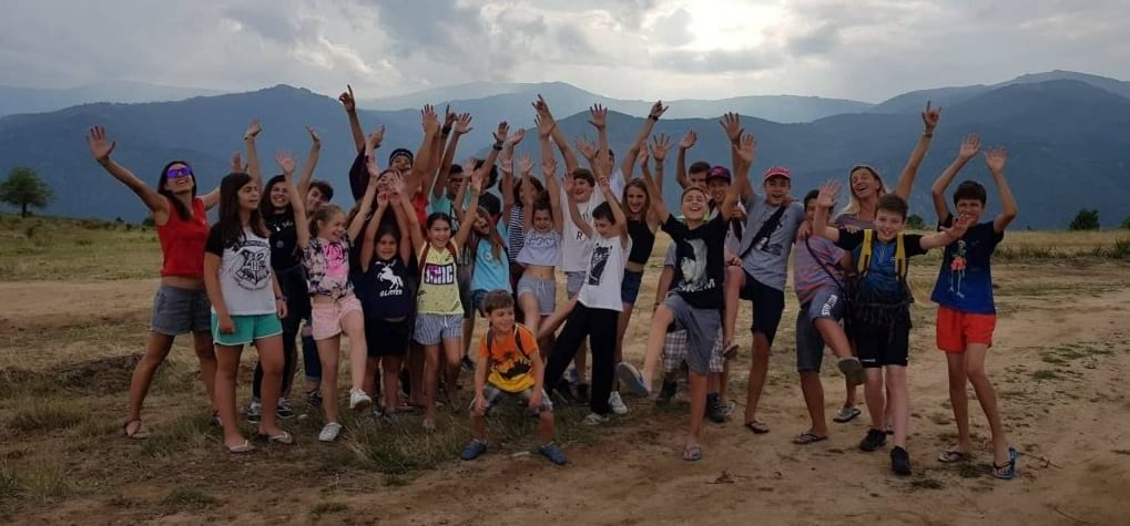 Kids camps in Bulgaria